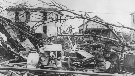 "1.The ""Tri-State Tornado,"" which killed 695 people and injured 2,027, was the deadliest tornado in U.S. history, according to the National Oceanic and Atmospheric Administration. The tornado traveled more than 300 miles through Missouri, Illinois and Indiana on March 18, 1925, and was rated an F5, the most powerful under old Fujita scale (winds of 260-plus mph)."