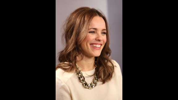 """McAdams has gone on to find fame in films like """"The Notebook,"""" """"Wedding Crashers,"""" and """"A Most Wanted Man."""" She starred alongside Colin Farrell and Taylor Kitsch in season two of the hit HBO series """"True Detective."""" She has also made headlines for her romances, including with """"Notebook"""" co-star Ryan Gosling."""