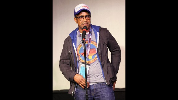 """Since the film, """"SNL"""" alum Meadows has worked steadily, with appearances on shows like """"Curb Your Enthusiasm,"""" """"The Goldbergs"""" and """"Brooklyn Nine- Nine."""""""