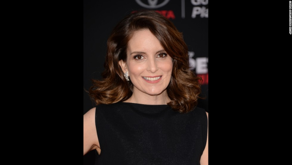 "Of everyone, Fey arguably has the biggest career. From her time on ""Saturday Night Live"" to her creation of and starring role in NBC's ""30 Rock,"" she is one of Hollywood's most successful funny women. So much so that she and BFF Amy Poehler pretty much set the standard for hosting awards shows after co-hosting the Golden Globes for three years straight in 2013, 2014 and 2015. Co-creating the Netflix comedy ""Unbreakable Kimmy Schmidt"" has further cemented her rep as a Hollywood power player and she made fans dreams come true with the announcement of a ""Mean Girls"" Broadway musical in 2018."