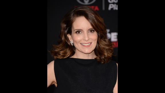 """Of everyone, Fey arguably has the biggest career. From her time on """"Saturday Night Live"""" to her creation of and starring role in NBC's """"30 Rock,"""" she is one of Hollywood's most successful funny women. So much so that she and BFF Amy Poehler pretty much set the standard for hosting awards shows after co-hosting the Golden Globes for three years straight in 2013, 2014 and 2015. Co-creating the Netflix comedy """"Unbreakable Kimmy Schmidt"""" has further cemented her rep as a Hollywood power player and she made fans dreams come true with the announcement of a """"Mean Girls"""" Broadway musical in 2018."""