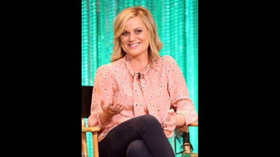 """Poehler took home a best TV actress award at the 2014 Golden Globes for her starring role in """"Parks and Recreation."""" It didn't hurt that she was also co-hosting the ceremony that year with Fey. In 2017 she appeared in the Netflix series """"Wet Hot American Summer: Ten Years Later."""""""