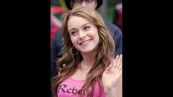 Lindsay Lohan plays Cady Heron, the new girl in school who is quickly initiated into the Plastics.