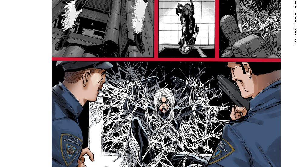 "A look at more detail from ""Amazing Spider-Man"" #1."