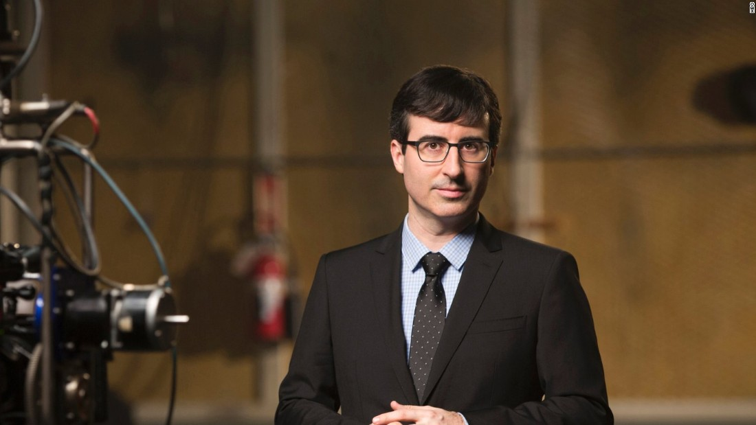 "John Oliver, another former ""Daily Show"" correspondent, went to HBO for his ""Last Week Tonight"" and has gained acclaim for his in-depth -- and still humorous -- looks at such issues as the Miss America pageant and Internet neutrality."