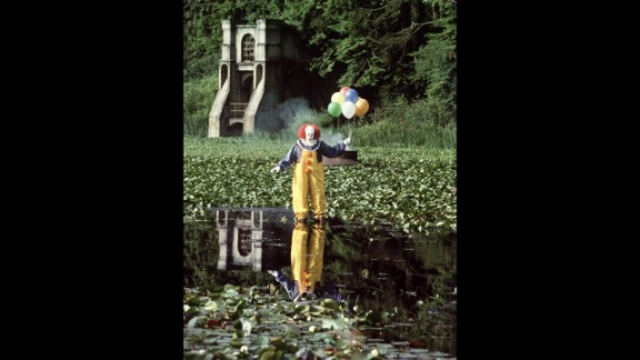 """If Tim Curry's portrayal of Pennywise the Dancing Clown in Stephen King's """"It"""" wasn't enough to scare you, nothing could. This demonic, child-killing clown torments a group of social outcasts and feeds on their fears after killing them. Once defeated, Pennywise returns to the children 30 years later to finish off what was started."""