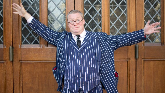 Chef Fergus Henderson was honored with a Lifetime Achievement Award. He is often credited for pioneering the