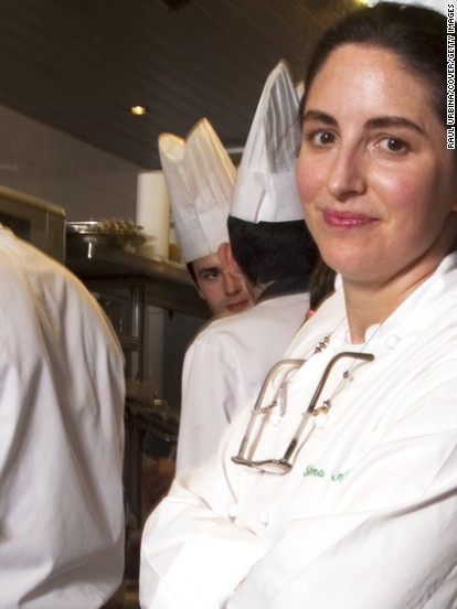 Why are women chefs treated differently?