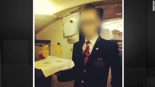 Flight Attendants Post Sexy Selfies - Cnn Video-6199