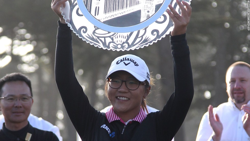 Ko won her third LPGA Tour title, the 2014 Swinging Skirts Classic, at Lake Merced Golf Club in California -- a course she'd go on to know very well.