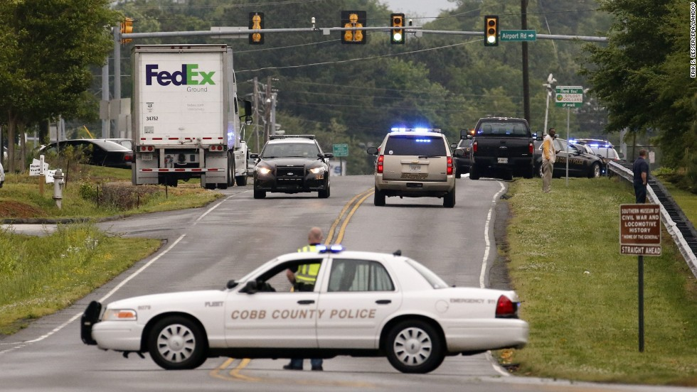 Georgia FedEx shooter: 'I'm not sorry    for the misery I've caused