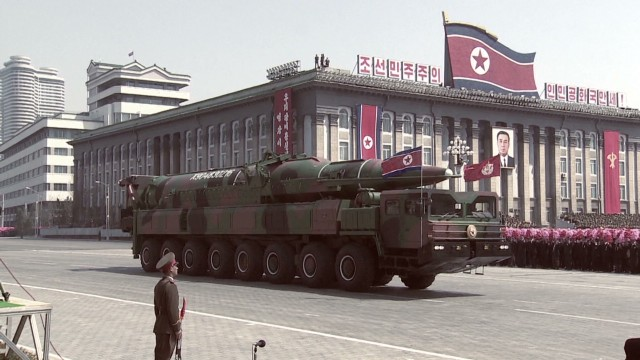 N. Korea could be preparing nuclear test