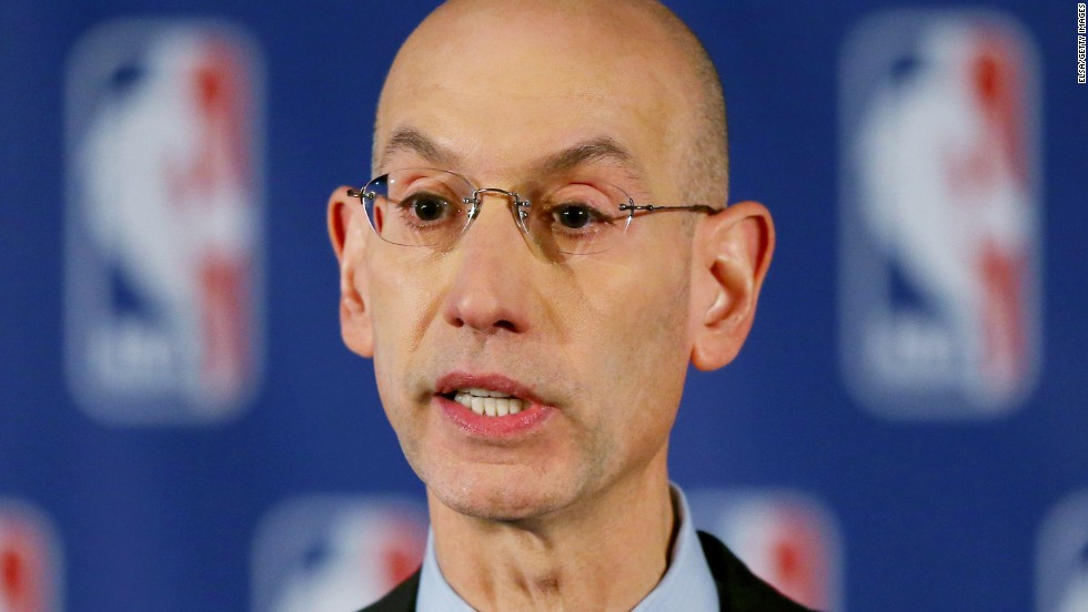 NBA chief advocates for sports betting