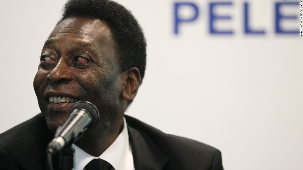 "Brazil legend Pele believes the Alves incident is an isolated one. ""I think if you mention that, it is ridiculous, as you have one case, and all over the world they play soccer, and you have one case,"" he told CNN."