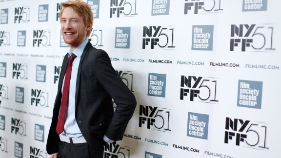 "Does the name Domhnall Gleeson sound familiar? That might be because you remember him as Bill Weasley in the last two movies of the ""Harry Potter"" franchise. But Gleeson has established himself with a host of other projects, including 2010's ""Never Let Me Go"" and 2013's ""About Time."" Suffice to say that if you don't know Gleeson by now, you will after ""Star Wars: Episode VII."""