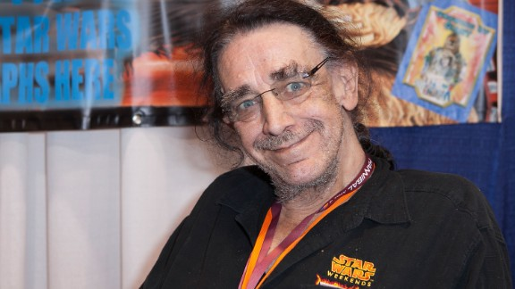 "Peter Mayhew is probably somewhere warming up his voice for that famous Chewbacca roar. The actor was rumored to be reprising the character in ""The Force Awakens,"" but it wasn't official until Abrams' announcement."