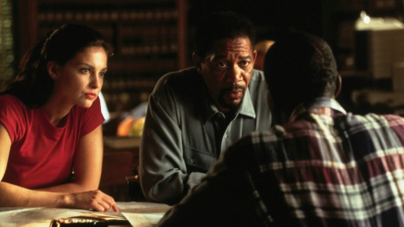 """Kiss the Girls "" (1997) -- Based on the James Patterson novel, this thriller stars Morgan Freeman and Ashley Judd. (Netflix)"