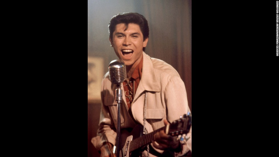 "<strong>""La Bamba""</strong> (1987) -- The story of teenage Chicano rock star Ritchie Valens who died with Buddy Holly and The Big Bopper in a 1959 plane crash made Lou Diamond Phillips a star. (Netflix)"