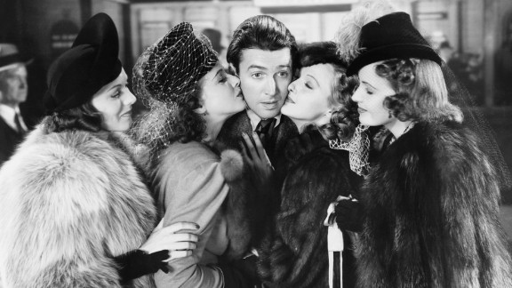 """Mr. Smith Goes to Washington"" (1939) -- This film starring James Stewart is both a political film and a comedy. It is directed by Frank Capra who also teamed up with Steward for the classic Christmas film ""It"