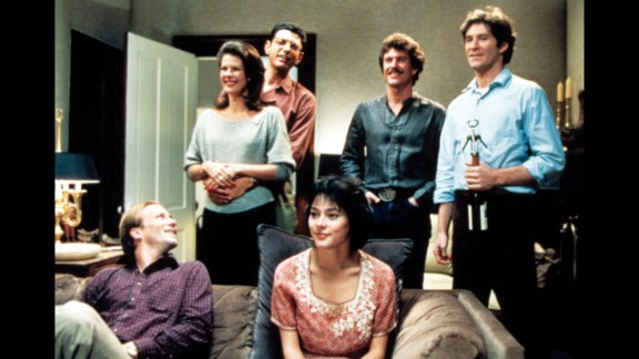 """The Big Chill"" (1983) -- Come for the movie, stay for the soundtrack. An all-star ensemble including Kevin Kline, Glenn Close, Jeff Goldblum and William Hurt come together for this drama about a group of Baby Boomers who reunite for a trip after the suicide of a friend. (Netflix)"