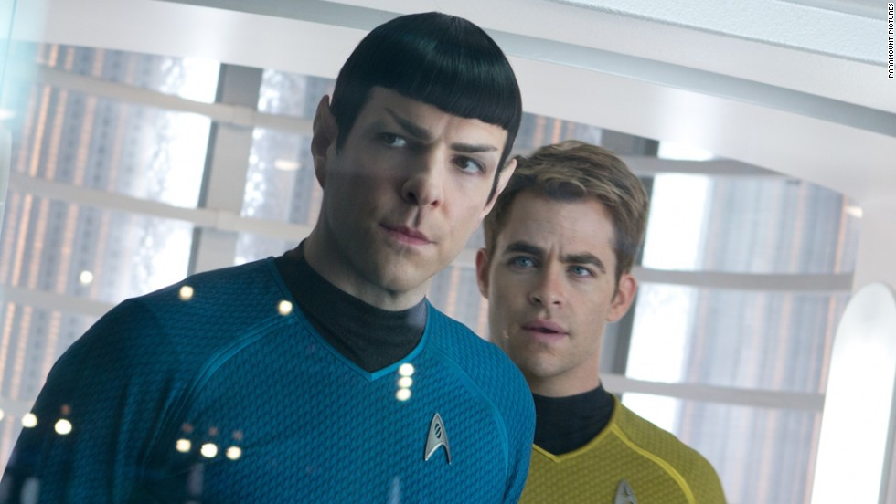 "<strong>""Star Trek Into Darkness"" </strong>(2013) -- Trekkies rejoice! JJ Abrams directs the latest of this franchise which stars Zachary Quinto, Zoe Saldana and Benedict Cumberbatch. (Netflix and Amazon)"