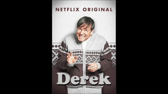 """Derek"" Season 2 (2014) -- Ricky Gervais stars in this British comedy television series. (Netflix)"