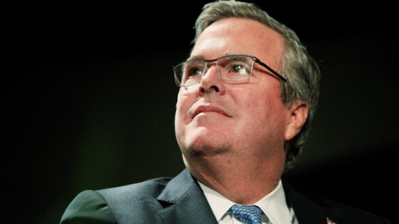 """Jeb Bush sought to soften his stance on same-sex marriage on Monday, calling for """"respect"""" for those on all sides of the debate."""