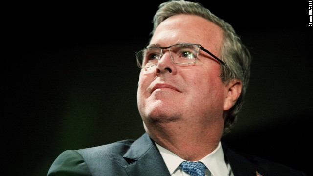 Jeb Bush joins immigration debate