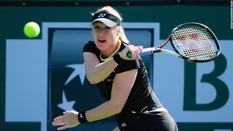 "Former professional tennis player <a href=""http://www.cnn.com/2014/05/05/sport/tennis/elena-baltacha-dies-tennis/"">Elena Baltacha</a> died at the age of 30 after losing her battle with liver cancer on May 4. Before retiring in November, she had reached a career high of 49th in the world rankings."