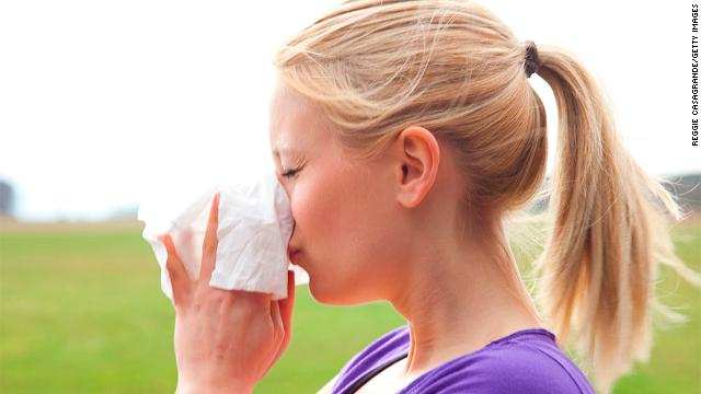 Sad in the spring? Allergy-mood link is real - CNN