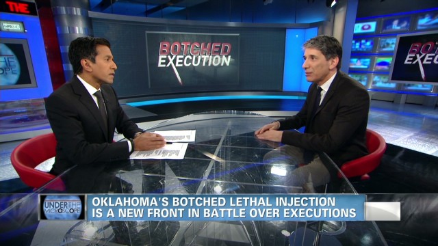 Anesthesiologist: Lethal injection not humane