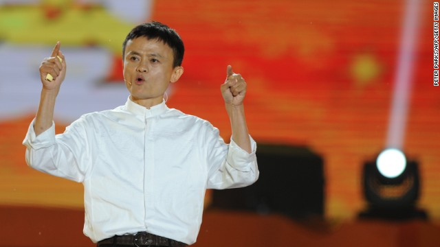 Can Alibaba topple the Silicon Valley giants?