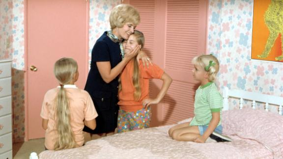 "There are the good, All-American moms. ""The Brady Bunch"
