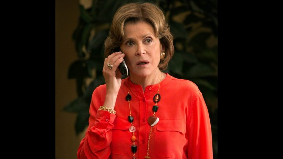 Lucille Bluth (Jessica Walter) doesn