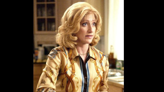 Other mothers have their complexities. Carmela Soprano (Edie Falco) cared about her children and loved her husband Tony, but she tried to turn a blind eye to his business (which wasn