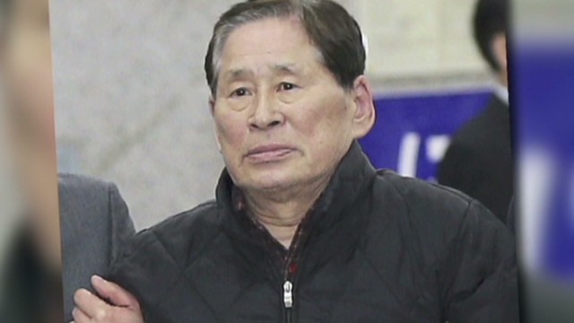 South Korean ferry company CEO arrested
