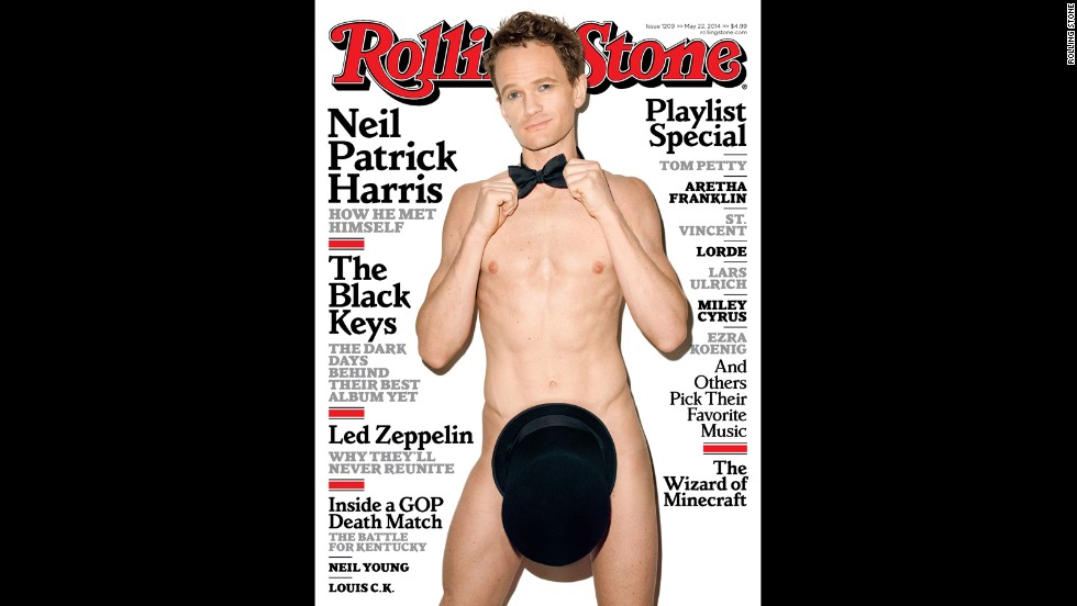 "Neil Patrick Harris decided to share his eight-pack with the world. The actor slimmed down for his role in the Broadway musical ""Hedwig and the Angry Inch,"" and he displayed his hard work on the cover of Rolling Stone."