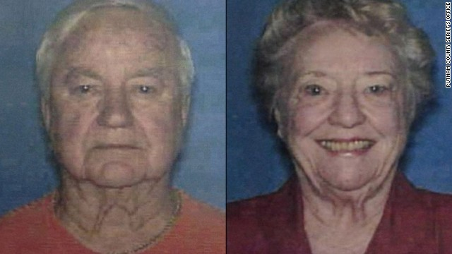 Report: Man beheaded, wife missing