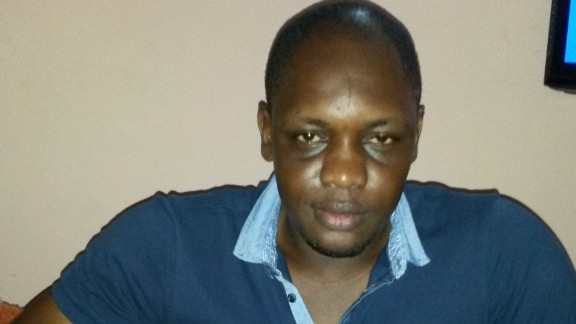 """""""Government should  stop playing politics with our sister[s],"""" says Nigerian Dauda Kaks."""