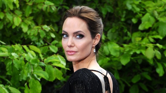 """<strong>No. 5 (tie): </strong>Angelina Jolie has become as famous for her off-screen humanitarian work as she has for her on-screen talent, but the actress can still command a sizable payday. After taking time off for a double mastectomy, Jolie returned to the screen in May with """"Maleficent."""" Forbes estimates that Jolie has earned $18 million within the past year."""