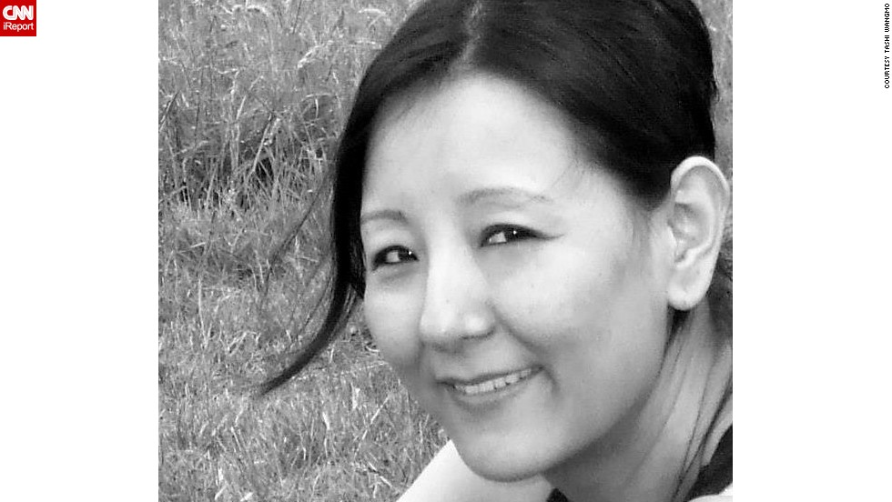 "When <a href=""http://ireport.cnn.com/docs/DOC-1115377"" target=""_blank"">Tashi Wangmo</a>'s parents separated, she moved in with her maternal aunt, Kezang Tshomo for five years. Tshomo taught her many of life's vital lessons as well as the little things. Today she continues to be incredibly thankful for her aunt's guidance and hopes to one day return the gesture. ""My favorite memory of my aunt is when she dressed me up for my first dance concert. First she gave me a bath and started to make my hair and do my makeup."""