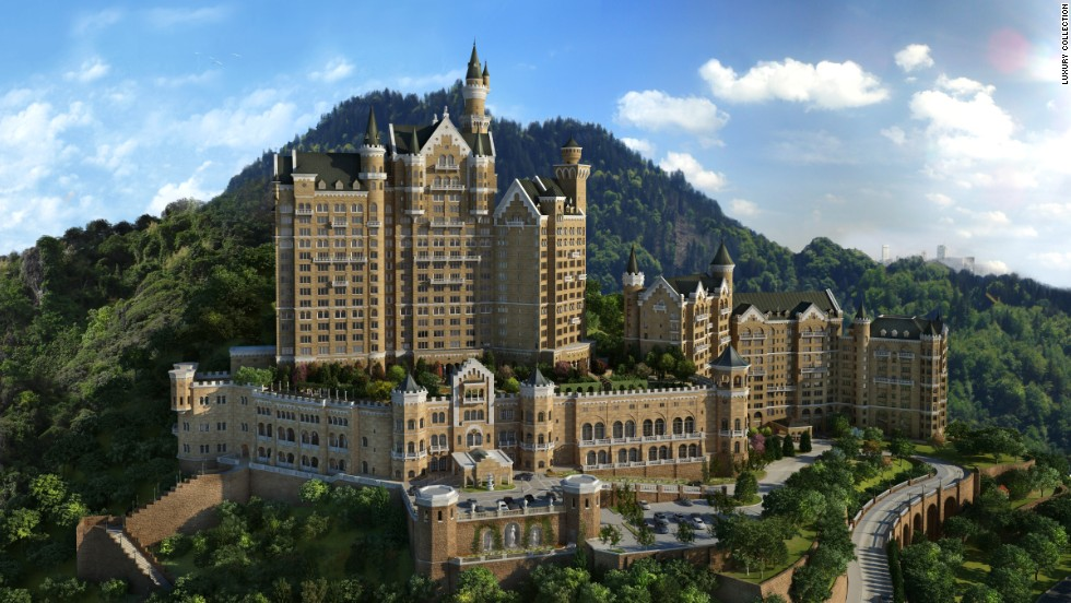 <strong>The Castle Hotel, A Luxury Collection Hotel, Dalian</strong>