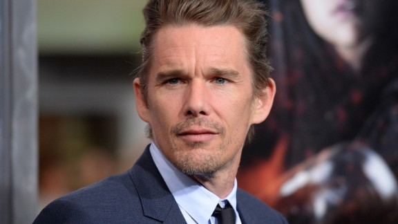 """Ethan entered the Top 10 in 2002 at No. 5, but has yet to grab the top spot. Actor Ethan Hawke has been stealing hearts since his role in the 1989 film """"Dead Poets Society."""""""