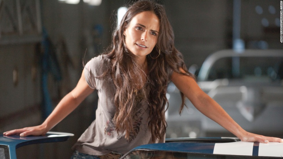 "Mia was the sixth-most popular name among girls in 2014, with plenty of possible celeb inspiration, from soccer star Mia Hamm to ""The Fast and the Furious"" character Mia Toretto, played by actress Jordana Brewster, pictured."