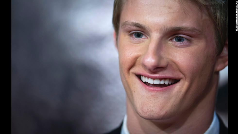 "Alexander has long been among the most popular names for boys and in 2014, it ranked No. 8. It's a popular name in Hollywood, too, from ""Nebraska"" filmmaker Alexander Payne to actor Alexander Ludwig, pictured, who played Cato in ""The Hunger Games."""