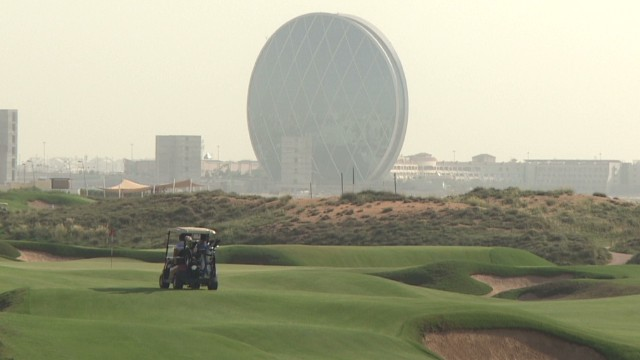 Better economy fuels golf investment