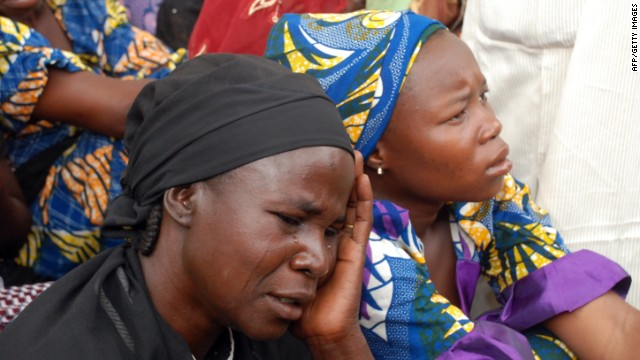 Mothers of the missing Nigerian schoolgirls abducted by Boko Haram want world powers to help rescue the hostages.