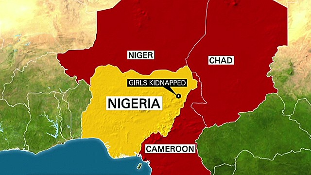 Complications in the search for Nigerian girls