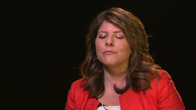 Naomi Wolf discusses Monica Lewinsky