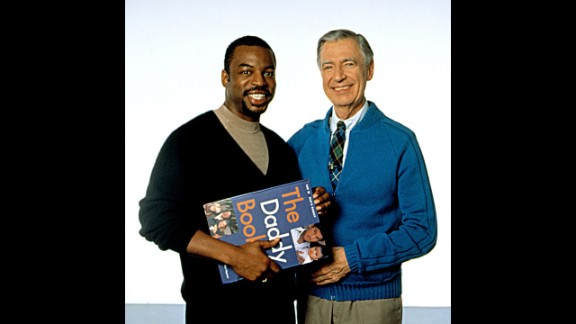"""It was a beautiful day in the neighborhood when the """"Reading Rainbow"""